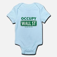 Occupy/ 99% Infant Bodysuit