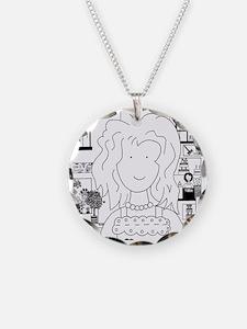 Necklace.emma walters memories.hope.