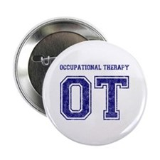 Team OT (Navy) - Button