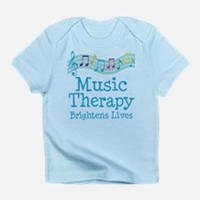 Music Therapy Colorful Infant T-Shirt