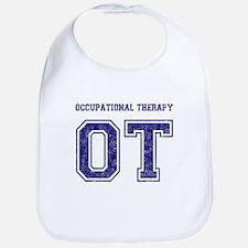 Team OT (Navy) - Bib