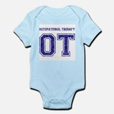Team OT (Navy) - Infant Creeper