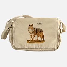 Coyote Messenger Bag