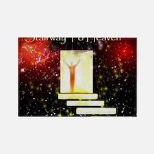 Jmcks Stairway To Heaven Rectangle Magnet