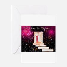Jmcks Stairway To Heaven Greeting Card