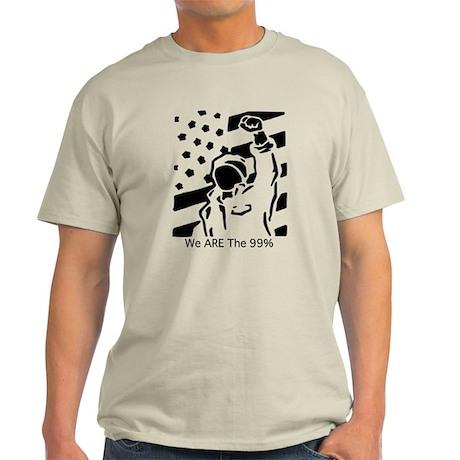 Ninety Nice Percent Light T-Shirt
