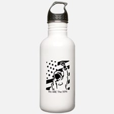 Ninety Nice Percent Water Bottle