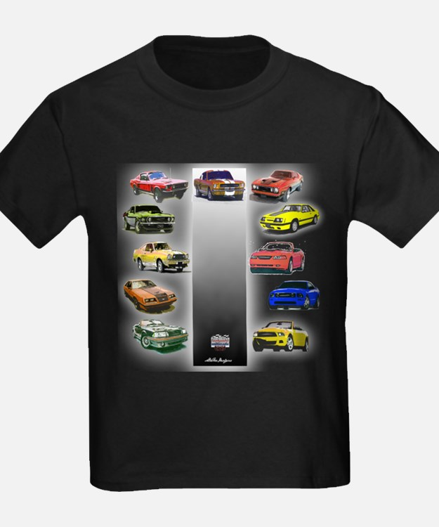 Mustang Gifts T