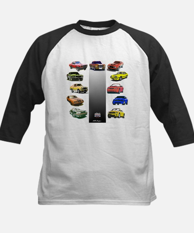 Mustang Gifts Tee
