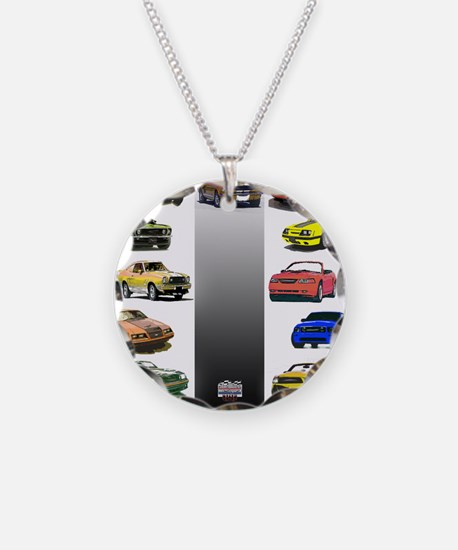 Mustang Gifts Necklace