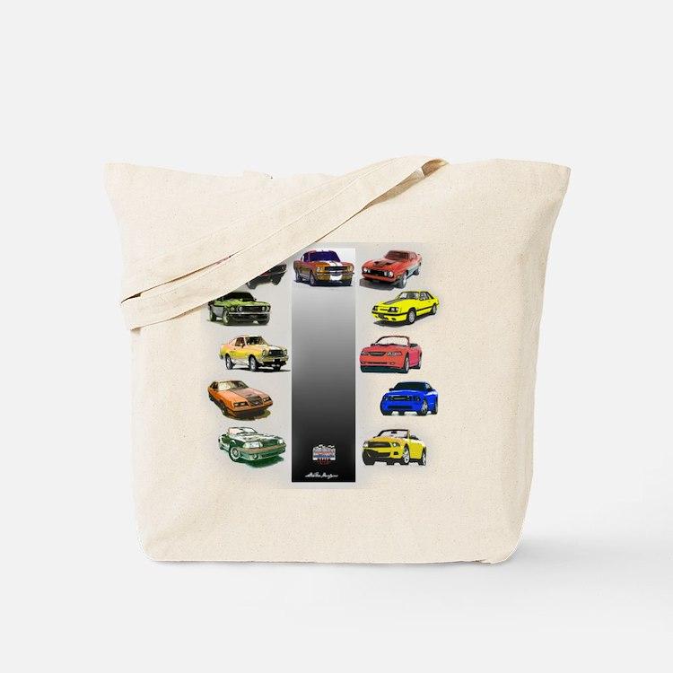 Mustang Gifts Tote Bag