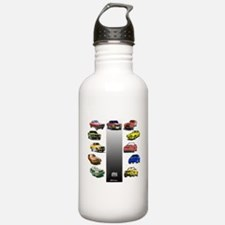 Mustang Gifts Water Bottle