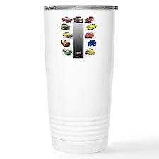 Mustang Gifts Thermos Mug