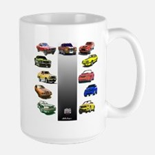 Mustang Gifts Large Mug