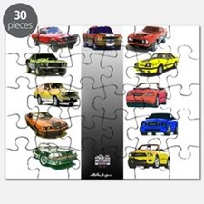 Mustang Gifts Puzzle