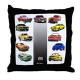 Ford Throw Pillows