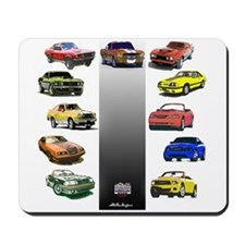Mustang Gifts Mousepad