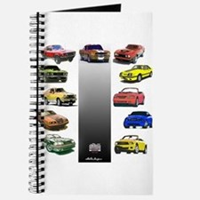Mustang Gifts Journal