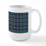 Tartan - MacKinlay Large Mug