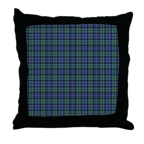 Tartan - MacKinlay Throw Pillow