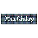 Tartan - MacKinlay Sticker (Bumper)