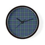 Tartan - MacKinlay Wall Clock