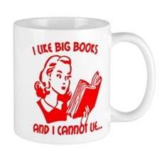 Big Books Mug