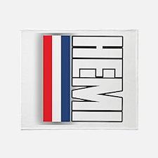 2012 Hemi Gifts Throw Blanket