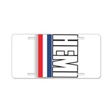 2012 Hemi Gifts Aluminum License Plate