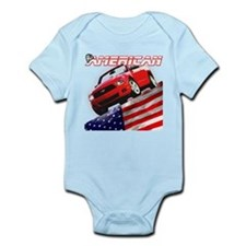 Mustang 2012 Gifts Infant Bodysuit