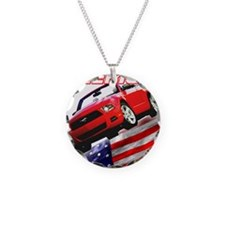 Mustang 2012 Gifts Necklace