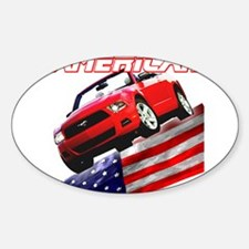 Mustang 2012 Gifts Decal