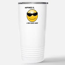 Happiness Is... Travel Mug
