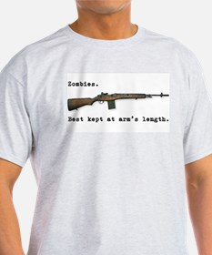 Best kept at arm's length... T-Shirt