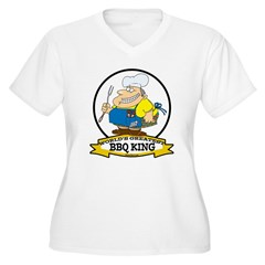 WORLDS GREATEST BBQ KING MEN T-Shirt