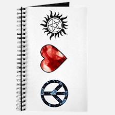 Peace Love SPN Journal