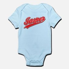 Jasper Tackle and Twill Infant Bodysuit