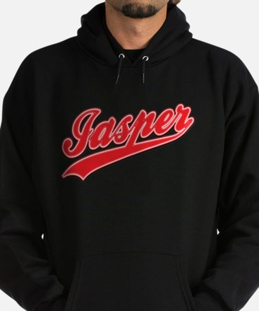Jasper Tackle and Twill Hoodie (dark)