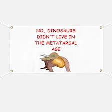 paleontology joke Banner