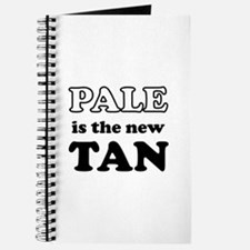 Pale is the new Tan Journal