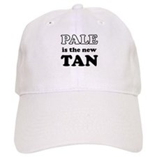 Pale is the new Tan Baseball Cap