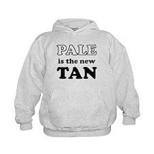 Pale is the new Tan Hoodie