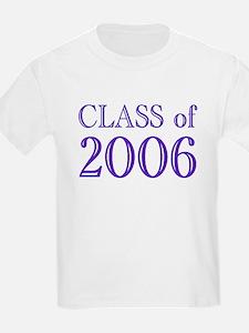 Class of 2006 (2) Kids T-Shirt