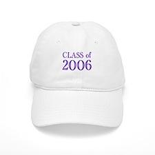 Class of 2006 (2) Baseball Cap