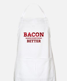 Bacon makes everything better Apron