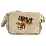Bulldogs Messenger Bag