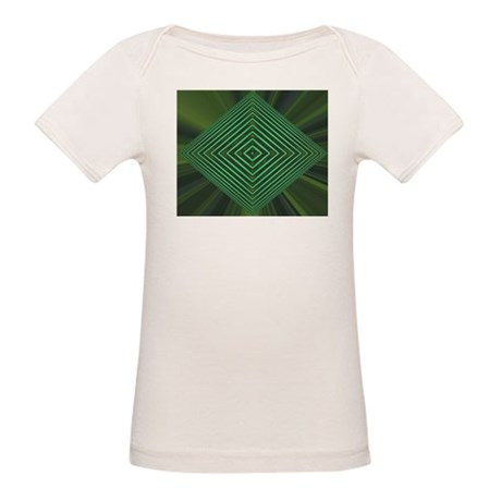 Jade Web Organic Baby T-Shirt