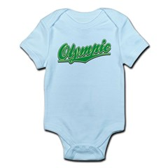 Olympic Tackle and Twill Infant Bodysuit