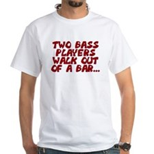Two Bass Players Shirt