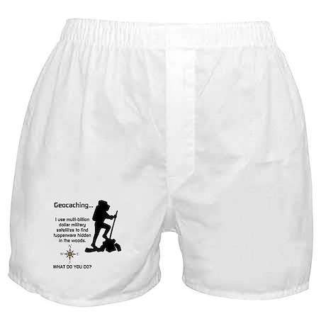 What do you do? Boxer Shorts
